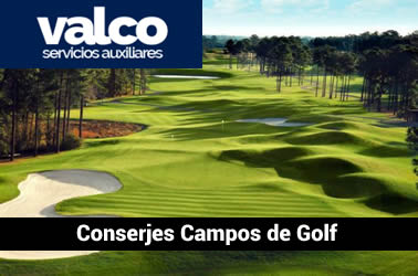 Empresas Conserjes Madrid Golf